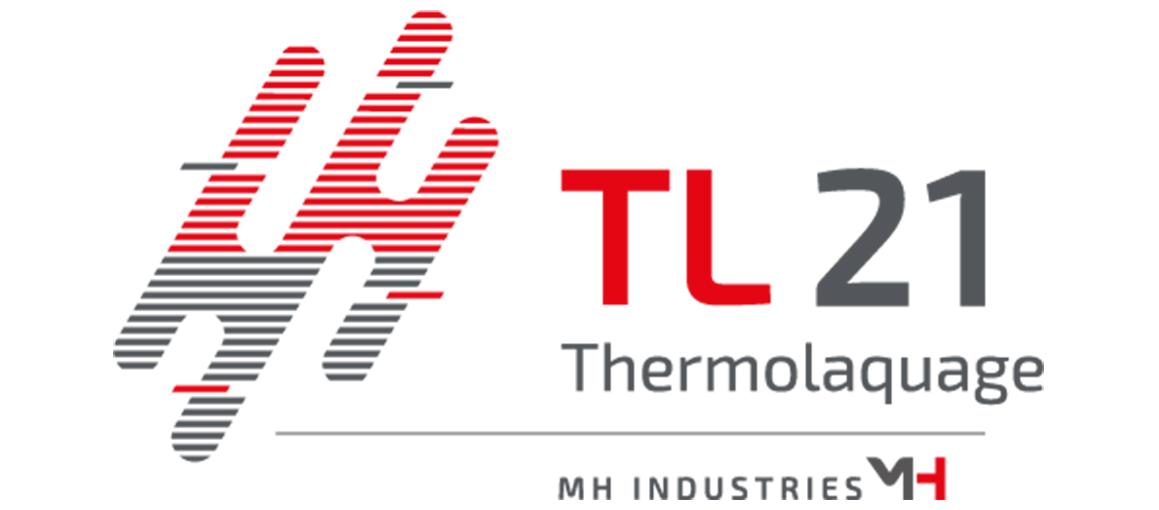 Logo de l'entreprise TL21 thermolaquage